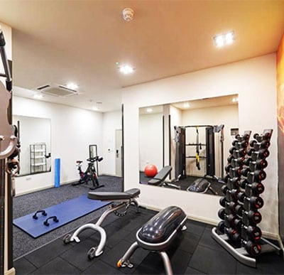 Hotel Gym in Putney